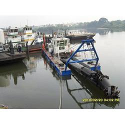 绞吸船鑫振宇研究所(图)|挖泥船厂|挖泥船图片