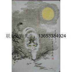中国工笔画|恒宇商贸(在线咨询)|工笔画图片