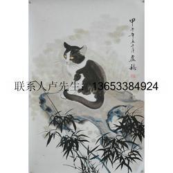 山水工笔画_石家庄工笔画_恒宇商贸图片