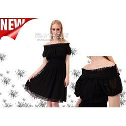 供应订做连衣裙雪纺裙订做蕾丝裙订做条纹裙定做图片