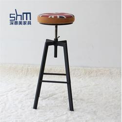 酒吧椅定做、酒吧椅定做模式、联系深惠美家具(多图)图片