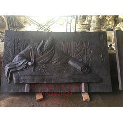 铜地雕、地面铜浮雕厂家、街道铜地雕制作图片