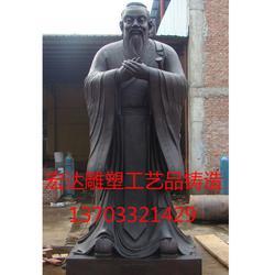 孔子铜像制作|孔子铜像|加工孔子铜像多少钱图片