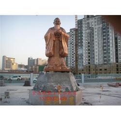 学校孔子铜像,孔子铜雕像,现货学校孔子铜像图片