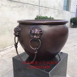 铜大缸,可按需定制(在线咨询),仿古铜大缸图片