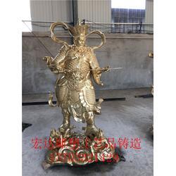 宏达雕塑(图)、大小型铸铜佛像订做、铜佛像图片