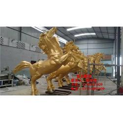 铜马雕塑铸造厂(图)_八骏铜马雕塑制作_铜马雕塑图片