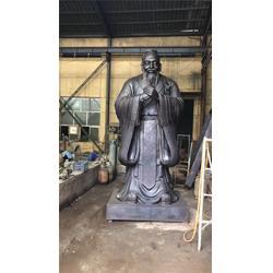 孔子铜雕像(图),铸铜孔子铜像报价,孔子铜像图片