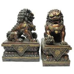 铜狮子生产厂家,铜狮子雕塑,铜狮子雕塑大型厂家图片