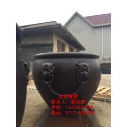 仿古铜大缸|铜大缸|铜大缸按需定制(多图)图片