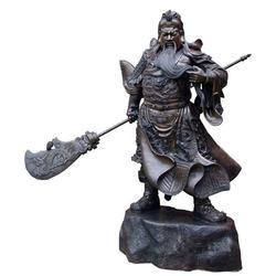 关公|唐县宏达雕塑|关公铜像生产厂家图片