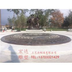 铸铜地雕,铜制地雕铸造厂(在线咨询),人物铸铜地雕图片