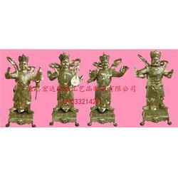 铜佛像工艺品厂、宏达优质铜佛像厂家(在线咨询)图片