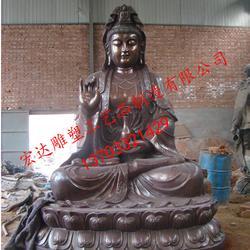 河北佛像厂家_观音铜佛像_定做观音铜佛像图片