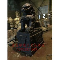 铜狮子铸造大型厂家_铜狮子_铜狮子图片