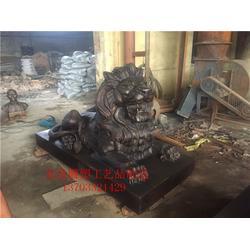 铜狮子,铜狮子雕塑厂家,大型铜狮子河北厂家图片