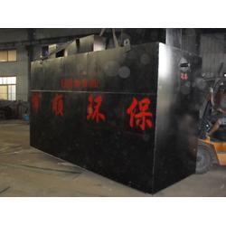 鸡西小区污水处理设备,诸城博顺环保,小区污水处理设备质量图片
