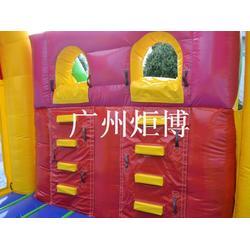 广州炬博、温州充气滑梯、充气滑梯图片