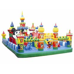 充气城堡-广州炬博-充气城堡乐园儿童充气城堡图片