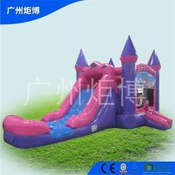 充气城堡、儿童游乐设备厂、广州炬博(多图)图片