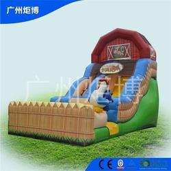 广州炬博-充气城堡-充气城堡厂家图片