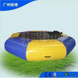 广州炬博,韶光充气跳床,滑梯充气跳床制作图片
