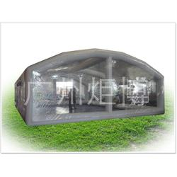 充气帐篷、广州炬博、水上充气帐篷图片