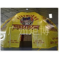 广州炬博(多图),水上充气帐篷,充气帐篷图片