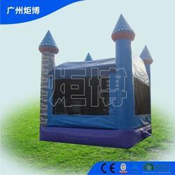 广州炬博-充气城堡-儿童充气蹦床城堡图片