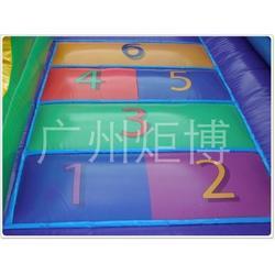广州炬博(多图)|儿童充气跳跳床|陕西充气跳跳床图片