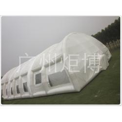 柳州充气帐篷、充气帐篷厂家、广州炬博(多图)图片