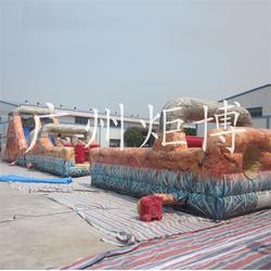 乌鲁木齐充气冲关,十年专业厂家 按期交货,广州炬博图片