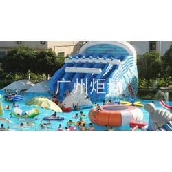 台山充气水上乐园-专家带你游玩充气水上乐园-广州炬博图片