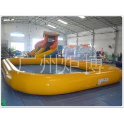 武汉充气游泳池,广州炬博,充气游泳池厂家图片