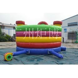 广州炬博-呼和浩特充气跳跳床-儿童充气跳跳床图片