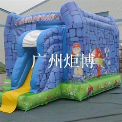 广州炬博,充气蹦蹦床新款,丹东充气蹦蹦床图片