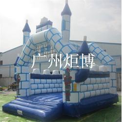 儿童充气跳床厂家-拉萨充气跳床-广州炬博(查看)图片