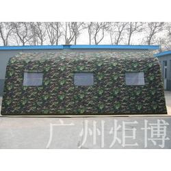 广州炬博 进口PVC制作充气帐篷-三亚充气帐篷图片