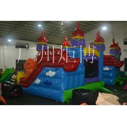 广州炬博、珠海充气城堡、大型充气城堡厂家直销图片