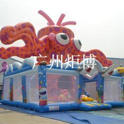 长沙充气城堡|广州炬博|新款充气城堡图片
