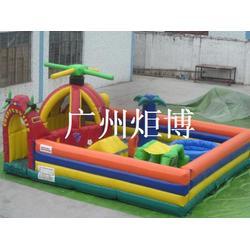 中山充气城堡_广州炬博(优质商家)_大型充气城堡多少钱图片