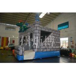 广州充气城堡-广州炬博(在线咨询)大型儿童充气城堡多少钱图片