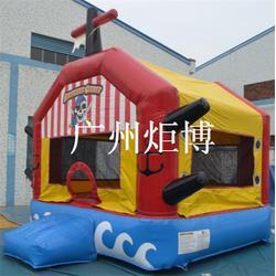 开平充气蹦蹦床|广州炬博|优选品牌 好评不断图片