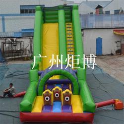 广州炬博-潮州充气滑梯-充气滑梯图片