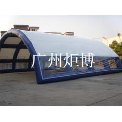 广告主题充气帐篷、兴宁充气帐篷、广州炬博图片