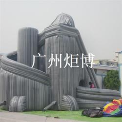 广州炬博(多图),安全保障 三年质保,成都充气滑梯图片