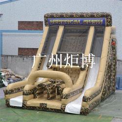 河南充气滑梯,广州炬博,充气滑梯厂家图片
