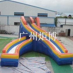 郑州充气滑梯,广州炬博,诚信厂家 质保三年图片