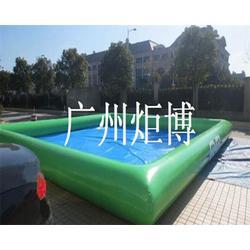 南昌充气游泳池-广州炬博-充气游泳池图片