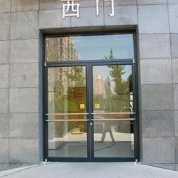石家庄肯德基门公司,玉峰断桥铝门窗(在线咨询),肯德基门图片